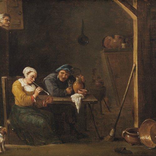 Teniers, David, in der Art des.