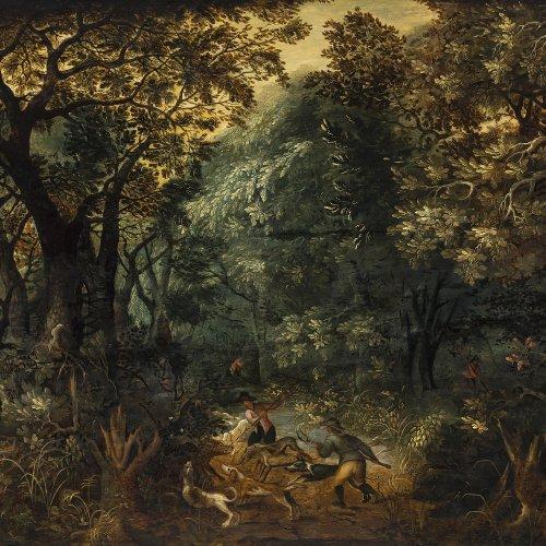 Govaerts, Abraham, Landschaftsgemälde