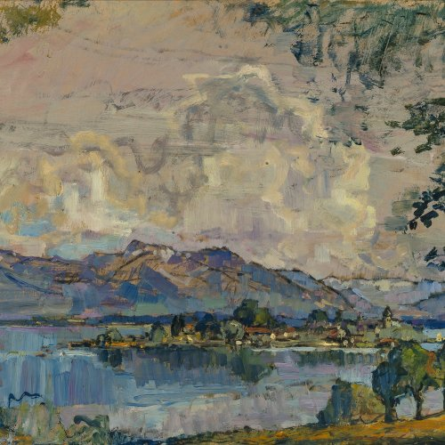 Hummel, Theodor, Fraueninsel