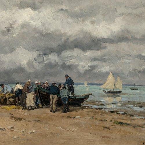 Vernier, Emile Louis,