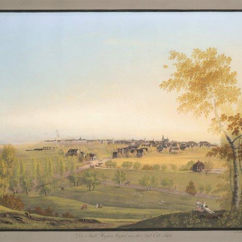 Bleuler, Johann Heinrich d.Ä.