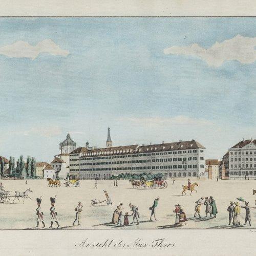 Kraus, Gustav, Maxtor in München.