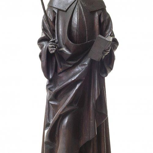 Erasmus Grasser, Werkstatt, Heiliger (Benedikt?)