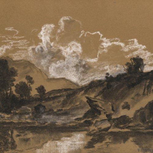 Halberg-Krauss, Fritz, Kleine Landschaft