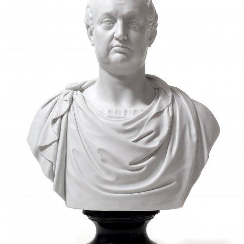 Portraitbüste. Max I. Joseph von Bayern. Nymphenburg um 1808.